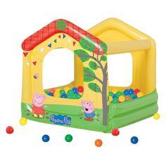 Nickelodeon Peppa Pig Tree House Play Center,