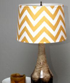 Home Inspiration: 10 DIY Lamp Shade Ideas - The Frisky