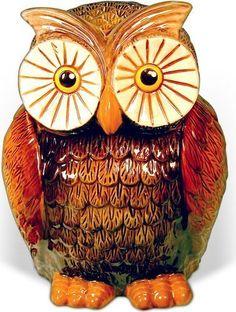Owl - Cookie Jar