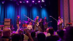 Eric Johnson with Paul Gilbert @ the Aladdin Theater Portland Aladdin Theater, Paul Gilbert, Eric Johnson, Portland, Concert, Youtube, Guitars, Bands, Concerts