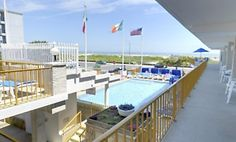 Stay at The Roman Holiday Resort in North Wildwood, NJ. Dates into July.