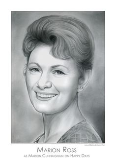 """Marion Ross as Marion Cunningham on """"Happy Days"""""""