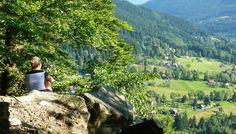 Medvědí stezkou ke Zbujovi - Poznávejte Beskydy Mountains, Nature, Travel, Naturaleza, Viajes, Destinations, Traveling, Trips, Nature Illustration