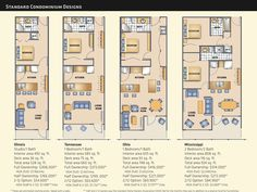 I'll take the studio floor plan. $300,000. that's a goal I can meet.