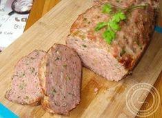 ***Pork Loaf***BaBy w kuchni: No to klops, czyli pieczeń rzymska Sausage Recipes, Pork Recipes, Cooking Recipes, Mince Dishes, Pork Dishes, Instant Pot Dinner Recipes, Snacks Für Party, Polish Recipes, Polish Food