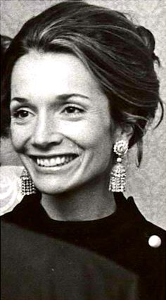 Caroline Lee Bouvier Radziwill (Jacqueline Kennedy Onassis's sister)