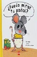 Puedo mirar en tu pañal? este libro gusta a  todos los niños, ahora estoy empezando con el control de esfínteres y la verdad es de gran ayuda, motiva a los niños a sentarse en el orinal..me encanta