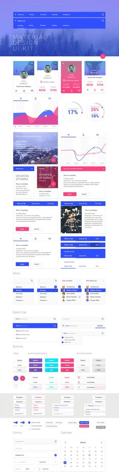 Superb free Material Design UI kit for web designers. Save your time while designing new Material Design project and use this free UI kit template. Site Web Design, Web Design Projects, App Design, Neon Design, Design Concepts, Mobile Design, Design Shop, Design Ideas, Google Material Design
