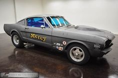 1965 Ford Mustang Fastback Prostreet 5 Speed 5F09T250056