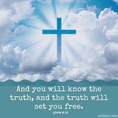 John 8:32 | Bible Verses