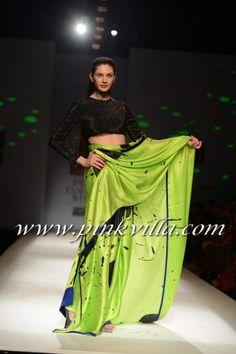 Wills India Fashion Week 2013: Masaba Guptas collection for Satya Paul