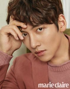 Ji Chang Wook talks about his acting style with Marie Clarie
