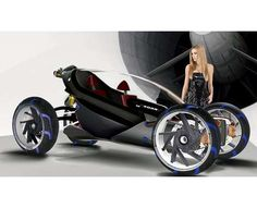 The BMW Tandem Brings Class to the Backcountry - Repinned by www.BlickeDeeler.de