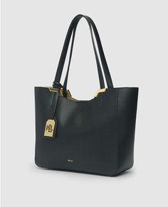 Shopping granulado en negro