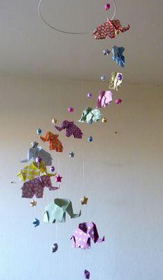 el phant facile en origami id es conseils et tuto. Black Bedroom Furniture Sets. Home Design Ideas