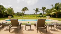 Punta Cana beachfront villa - could be perfect for you big day!