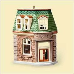 2006 Nostalgic Houses & Shops 23rd Corner Bank