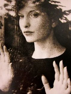 """Maya Deren     Screenshot from """"Meshes of the Afternoon""""     1943"""