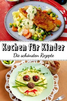 Kochen für Kinder & die schönsten Rezept-Ideen This is how cooking is fun for children! We show you the most beautiful recipe ideas. # cookforchildren The post Cooking for kids & the most beautiful recipe ideas appeared first on Leanna Toothaker.