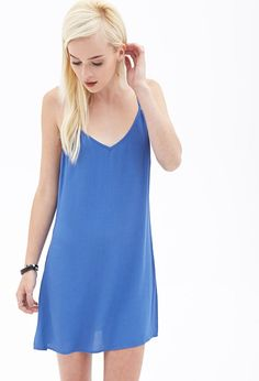 forever 21. Why Every Girl Needs A Slip Dress