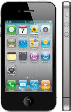 Apple iPhone 4 (16 Gb) from 2010