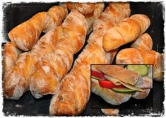 Our Daily Bread, Baguette, Hot Dog Buns, Food And Drink, Corner, Cooking, Kitchen, Cuisine, Koken