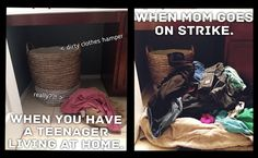 SaneHarbor: When You Have A Teenager Living At Home