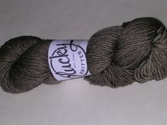 Plucky Traveler Aran Yarn  Steelcut by creativemoments on Etsy
