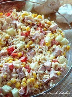 Baked Chicken Recipes, Tortellini, Pasta Salad, Italian Recipes, Oven, Easy Meals, Pizza, Baking, Vegetables