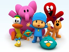 Was watching Pocoyo with my niece and nephew prior to their naptime today.  How much does Sleepy Bird look like an inspiration for Angry Birds?  Just saying.
