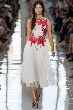 Tory Burch Spring 2013 Ready-to-Wear Fashion Show - Ava Smith