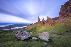 """Old Man of Storr"" by Dioneanu."