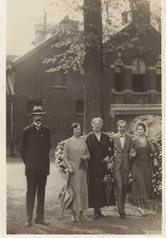 Foto da Rainha D.Amélia no exílio