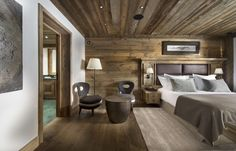 Luxurious Chalet Edelweiss in Courchevel 1850 1 Kindesign