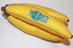 felt banana tutorial