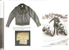 Top-notch policeman jacket 1950's