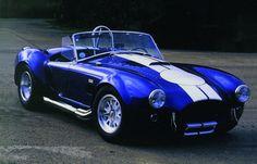 AC Cobra - my dream car
