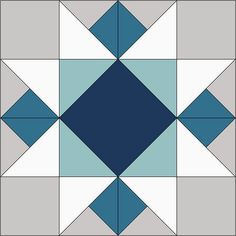 Resplendent Sew A Block Quilt Ideas. Magnificent Sew A Block Quilt Ideas. Big Block Quilts, Star Quilt Blocks, Star Quilts, Easy Quilts, Amish Quilts, Scrappy Quilts, Barn Quilt Designs, Barn Quilt Patterns, Pattern Blocks