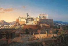 Ισχυρισμοί Αμερικανού καθηγητή τοποθετούν τον Έμπολα στην αρχαία Αθήνα του Περικλή / Contentions of an American professor put Ebola in ancient Athens of Pericles