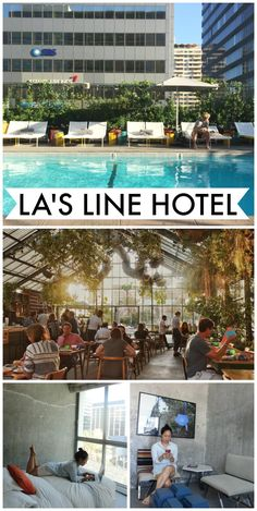 Line Hotel The Perfect Base For A Los Angeles Trip
