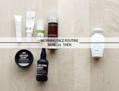 Do you know what chemicals are in your beauty products? I recently did some research and changed up my morning routine to include more all-natural products #BeautyRoutineChecklist Beauty Routine 30s, Personal Beauty Routine, Beauty Routine Checklist, Morning Beauty Routine, Face Routine, Skin Care Routine Steps, Skin Care Tips, Morning Routines, Skincare Routine