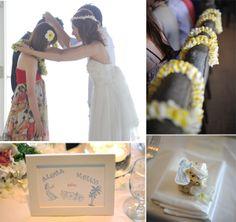 ハワイウェディング by AYANO TACHIHARA Wedding Design