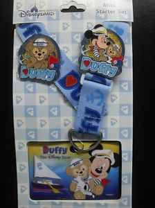 HKDL HK Disney Pin Duffy Starter with 2 Pins | eBay 2014