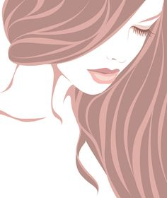 Fashion woman abstract design vector 01 free