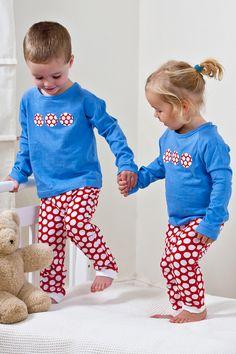 a7684ada83 Gorgeous childrens pyjamas for Easter morning. www.millyandjock.com.au