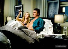 Sex and the City - Publicity still of Sarah Jessica Parker & Chris Noth