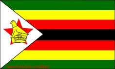 Flags of Zimbabwe - geography; Flags, Map, Economy, Geography, Climate, Natural Resources, Current Issues, International Agreements, Populat...