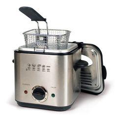 Freidora 1 litro 900w HJM #accesorios #cocina