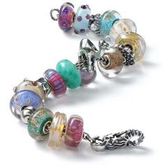 Trollbeads Bracelet composé EXOTIC SPRING - Lookeor