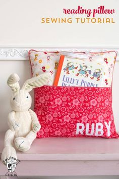 19 Home Decor Sewing Projects For Nifty And Thrifty Home Makeovers